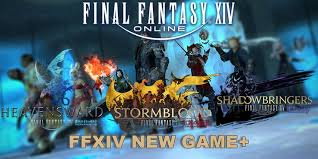 ff14 New Game Plus